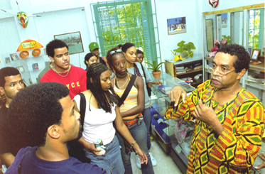 Puerto Rico Cultural Heritage Tour With Jorge Arce